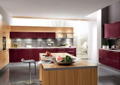 Cocinas alemanas muebles vallori for Cocinas alemanas